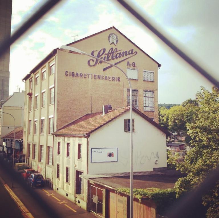 Sullana Zigarettenfabrik